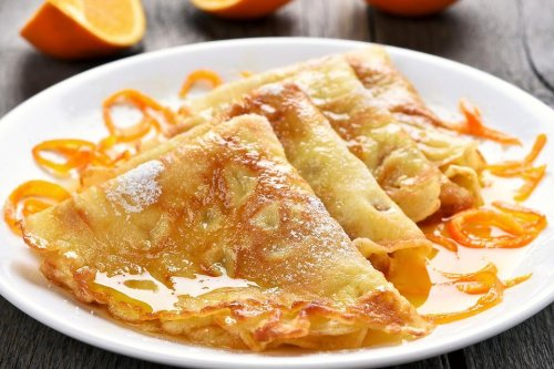 Easy Crepe Suzette Recipe: Make Crepes Suzette for Breakfast, Brunch or Dessert