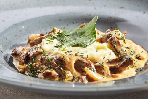 Mushroom Stroganoff Recipe: This Vegetarian Stroganoff Recipe Is What to Serve on Meatless Monday