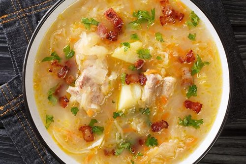 Amish Sauerkraut Soup Recipe: Trust Your Gut & Make This Creamy Slow-cooked Amish Soup Recipe