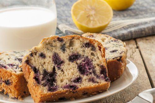 Blueberry Lemon Loaf Cake Recipe: This Luscious Gluten-free Blueberry Lemon Cake Is a Guilt-free Snack or Dessert
