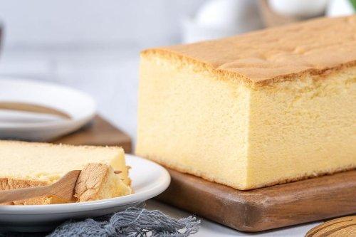 Taiwanese Castella Cake Recipe: We All Need to Make This Jiggly Sponge Cake Recipe