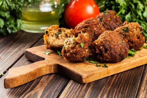 Authentic Homemade Falafel Recipe: This Delicious Israeli Fried Falafel Recipe Is Simply Amazing | Vegetarian | 30Seconds Food
