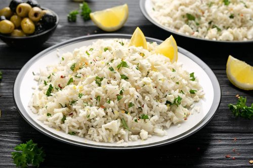 Greek Lemon Rice Recipe: Think Outside of the Box With This Lemony Greek Rice Recipe