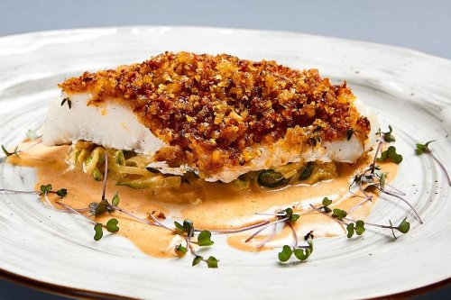 30-Minute Baked Cod Recipe With Herbed Panko Crust: This Easy Cod Recipe Is a Lifesaver