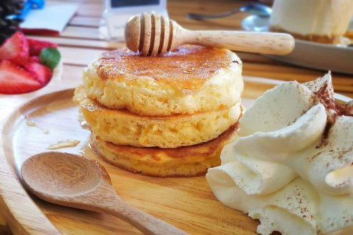 Fluffy Pancakes Recipe: What the Fluff? You Will Adore This Easy Fluffy Pancake Recipe