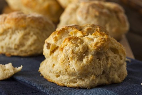 2-Ingredient Biscuit Recipe: This Cream Biscuit Recipe Is Incredibly Easy to Make