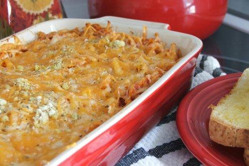 Amish Baked Spaghetti Casserole Recipe: A 5-Ingredient Pasta Casserole Recipe From Amish Country