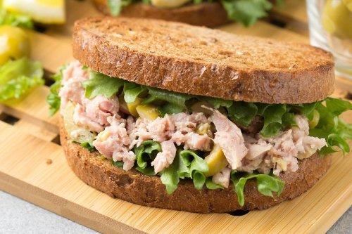 Mayo-Free Tuna Salad Recipe: This Easy Tuna Salad Recipe Has No Mayonnaise in It (Zip! Zero!)