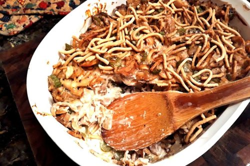 Easy Chicken Recipes: This Chicken Chow Mein Casserole Recipe Has Its Roots in Mayberry