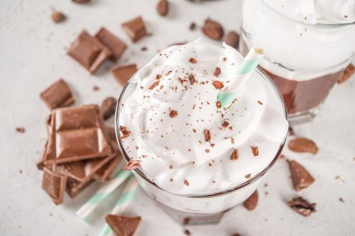 This Frozen Hot Chocolate Recipe Is a Cool Way to Enjoy Hot Chocolate in the Summer