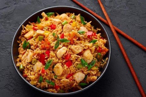 Best Szechuan Fried Rice Recipe: Spicy 30-Minute Chicken Fried Rice Recipe Is a Hot Dinner Idea