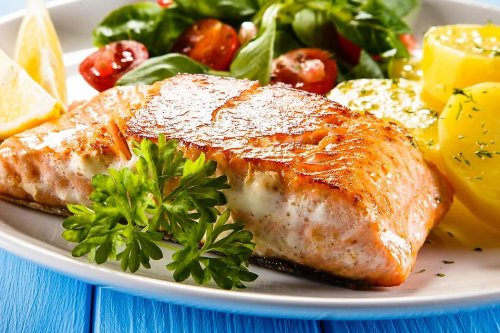 4-Ingredient Salmon Recipe: This Cajun Honey Salmon Recipe Is Ready in 15 Minutes | Seafood | 30Seconds Food