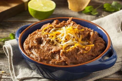 3-Ingredient Refried Beans Recipe: This Easy Refried Beans Recipe Will Take Taco Night to a New Level