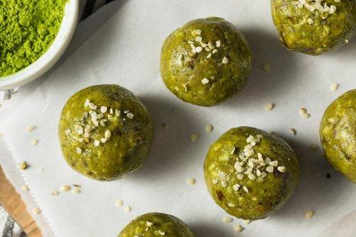 Matcha Tea Energy Balls Recipe: This No-Bake Matcha Snack Bites Recipe Is a One-Bite Wonder
