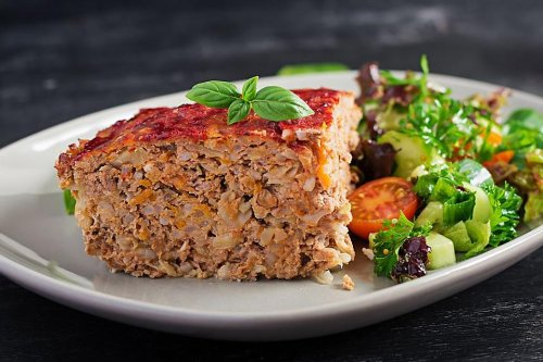 Pie Pan Meatloaf Recipe: An Old-fashioned Meatloaf Recipe the Family Will Love