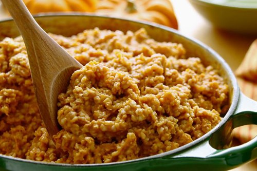 Pumpkin Pie Oatmeal Recipe: This Healthy Baked Oatmeal Recipe Is Perfect for Pumpkin Spice Lovers