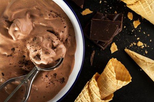 3-Ingredient Chocolate Ice Cream Recipe: This No-Churn Chocolate Ice Cream Recipe Is What to Put in Your Cone