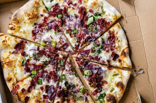 Flammkuchen Recipe: This Rustic German Pizza Recipe Is for Crisp Crust Pizza Lovers