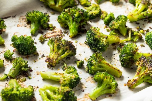 The Best Roasted Garlic Broccoli Recipe: You Can't Beat This 3-Ingredient Broccoli Recipe
