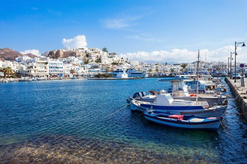 Naxos, Greece: Why You Need to Add This Greek Island to Your Vacation List
