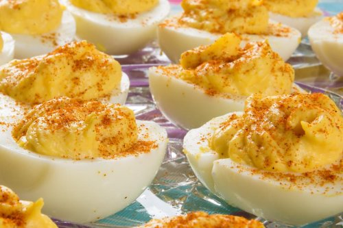Quick Deviled Eggs Recipe: This Easy Dijon Deviled Eggs Recipe Is the Perfect Bite