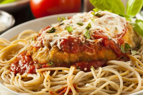 Best Chicken Parmesan Recipe: Italian Chicken Parmesan Ready in 25 Minutes? Yep!