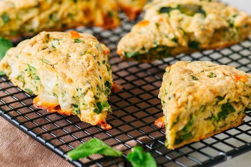 Savory Scone Recipe: This Easy Herb & Cheese Scone Recipe Will Make You Rethink Scones