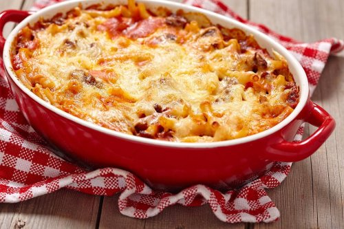 Easy Pasta Recipes: This Creamy Baked Pasta Casserole Recipe Has a Few Unexpected Twists | Pasta | 30Seconds Food
