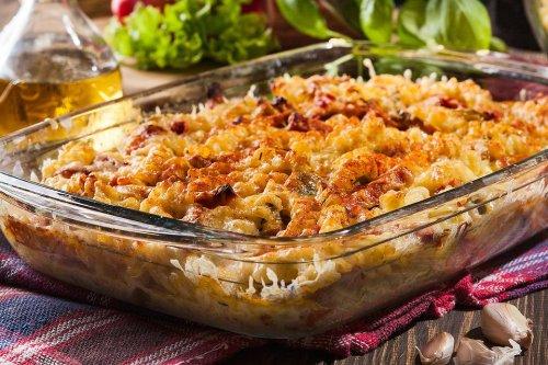 Fusilli Casserole Recipe: 5-Ingredient Baked Pasta & Italian Sausage Recipe Is a Delicious Dinner Fast