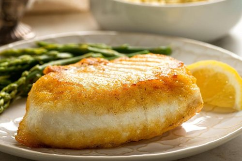 The Best Halibut Recipe: This Easy Pan-Seared Halibut Recipe Is Simple Defined