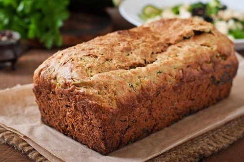 Easy Whole Wheat Gouda Bread Recipe: This Whole Wheat Bread Recipe Is High in Fiber