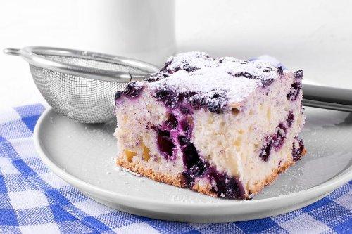 So Simple Blueberry Cake Recipe: A Moist, Easy, From-Scratch Blueberry Cake Recipe