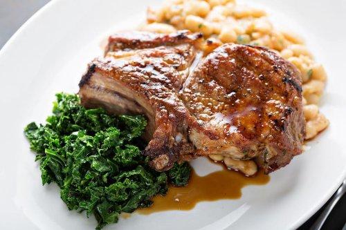 Best Pork Chop Recipe: Do Not Lose This 20-Minute Balsamic & Maple-Glazed Pork Chops Recipe