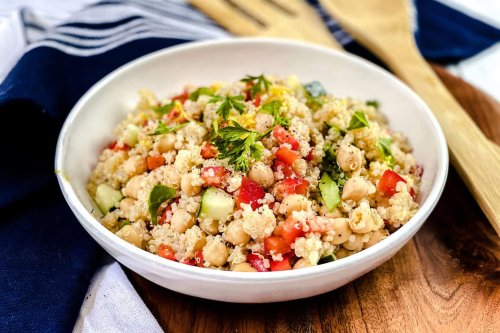 Quinoa Salad Recipe: Simple and So Easy!