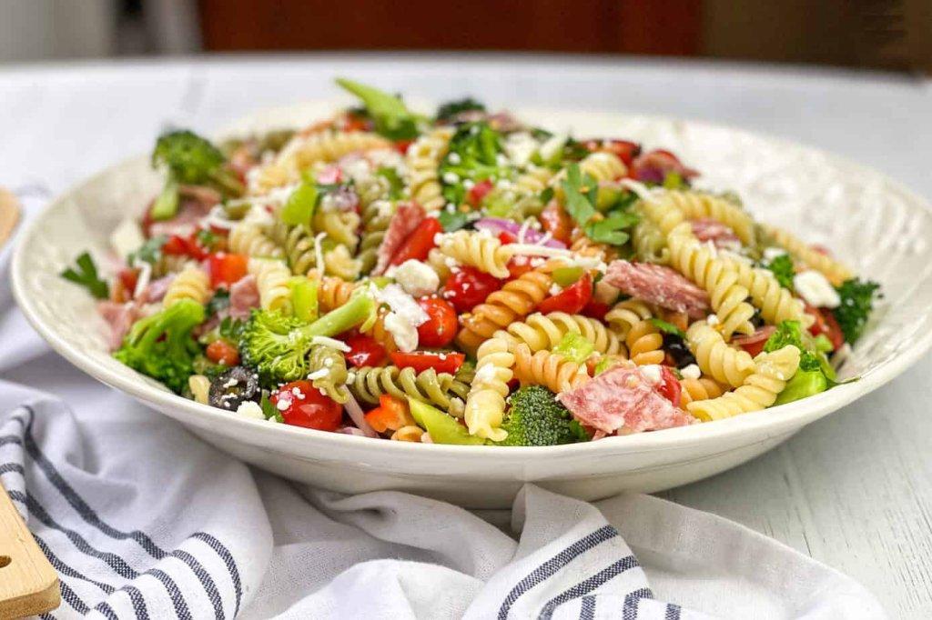 Pasta Salads - cover