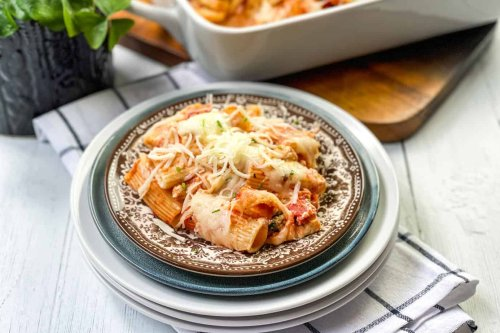 Simple Baked Rigatoni Recipe for Easy Pasta Dinners