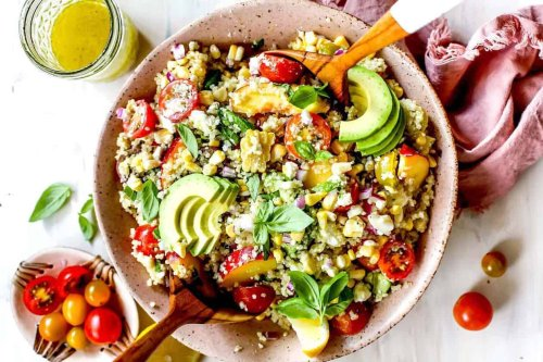 31 Easy Summer Salad Recipes