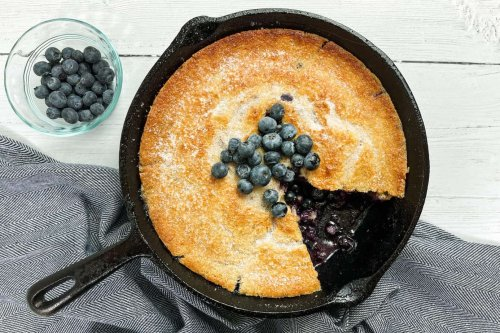Blueberry Cobbler: A Quick and Easy Recipe