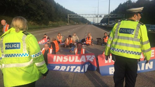 Injunction granted against protesters blocking M25, amid warning of prison sentence