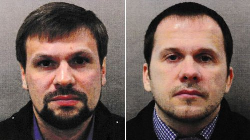 Salisbury poisoning suspects wanted over deadly Czech explosion condemned as 'war-like act'