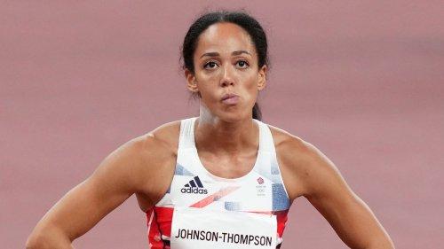 Tokyo 2020 Olympics: Katarina Johnson-Thompson suffers Achilles injury in heptathlon