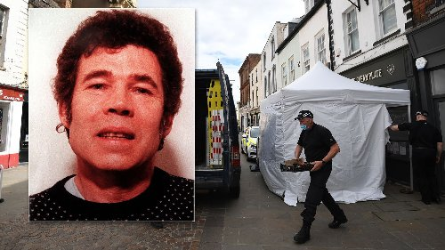 Fred West: What happens if they find bones in Mary Bastholm search?