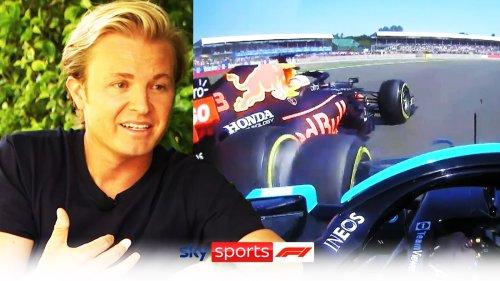 Nico Rosberg's take on Lewis Hamilton vs Max Verstappen, Formula 1's battle of the generations
