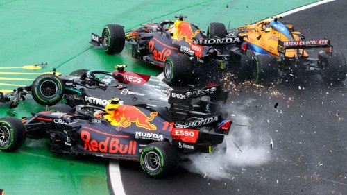 Hungarian GP: Max Verstappen, Red Bull rue 'brutal' Valtteri Bottas-triggered start chaos after lost title leads