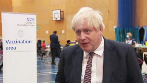 COVID-19: 'Absolutely nothing to indicate' new lockdown is needed, says Boris Johnson - but 'all measures under constant review'