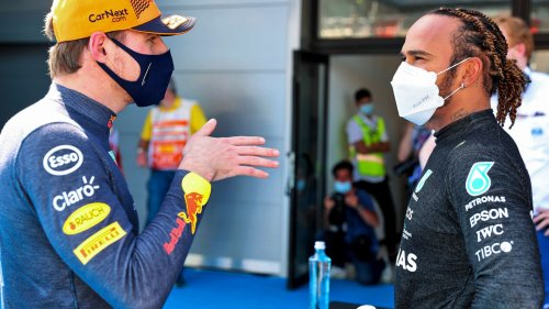 F1 drivers' chief Alex Wurz on the respect between Lewis Hamilton and Max Verstappen