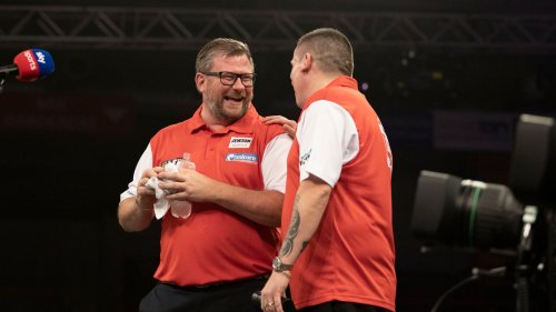 World Cup of Darts 2021 England join Germany, Northern Ireland and Belgium in last 16