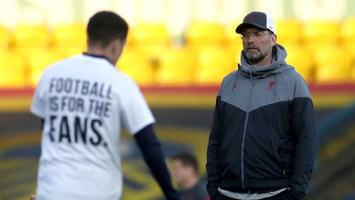 Jurgen Klopp says opinion hasn't changed on European Super League after previous opposition