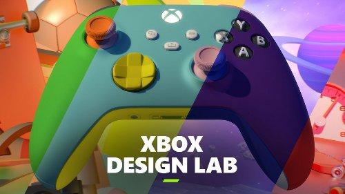 Vuelve Xbox Design Lab que te permite personalizar tu mando de Xbox Series X S con 18 colores diferentes