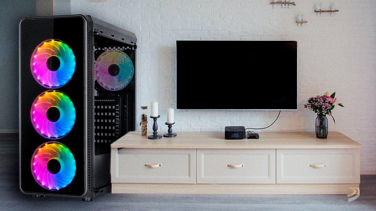 ¿Un buen televisor para jugar en PC? Nuestros 5 modelos favoritos de TV para el ordenador